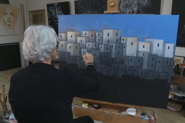 Dans l'atelier de Jean-Pierre Gack