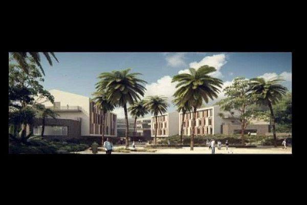 Le nouveau projet présenté aux salariés du centre hélio marin de la Côte Vermeille.