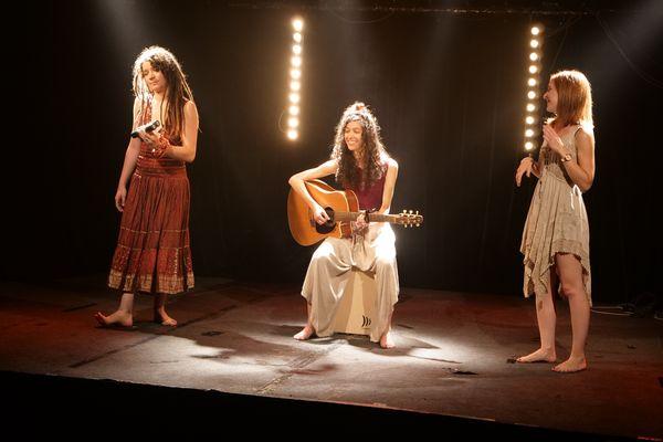 Adamée, trio vocal bordelais