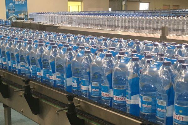 Plancoët : l'eau minérale régionale zéro nitrate