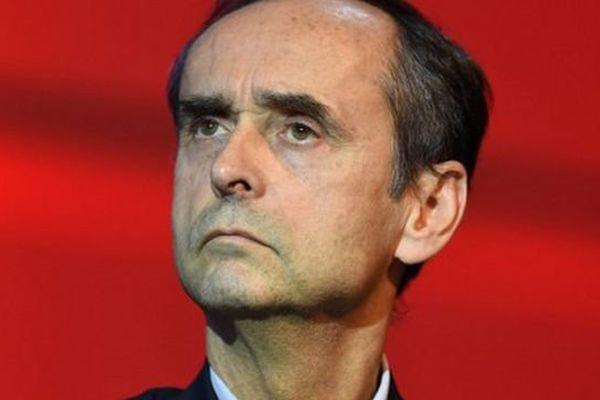Robert Ménard, le maire de Béziers - décembre 2015
