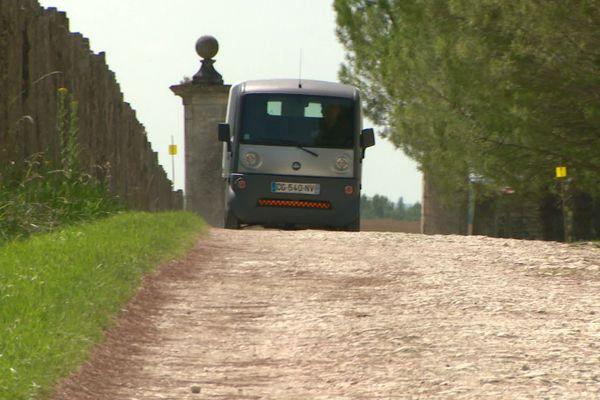 La voiturette sans permis, un must sur les routes de Charente.