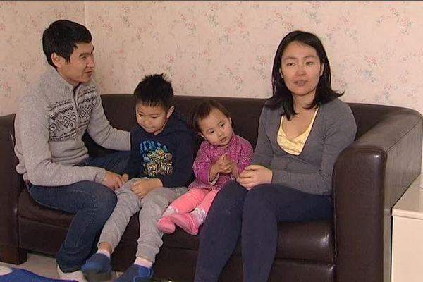 La famille mongole menacée d'expulsion à Saint-Jean-de-Braye (Loiret)
