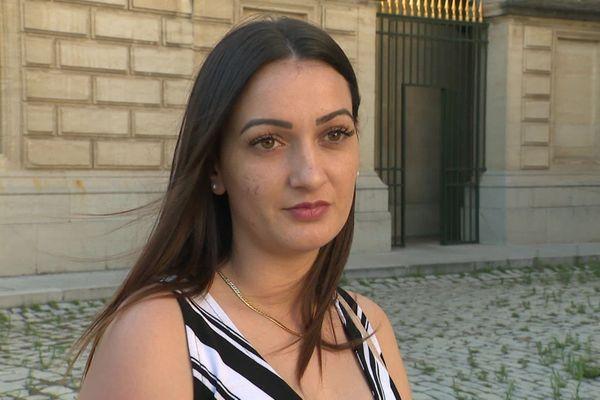 Marie-Chantal Roig, fille de Ramon Cortès et Rosine Roig, a témoigné devant la cour d'Assises de l'Hérault au procès en appel de son père, meurtrier de sa mère