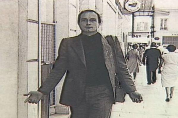 Maurice Agnelet, à l'époque de la disparition d'Agnès Le Roux.