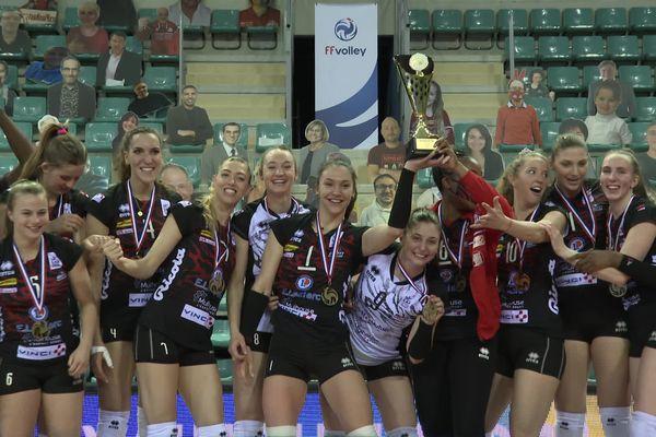 L'ASPTT Mulhouse, vainqueur de la Coupe de France