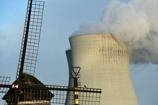 La centrale nucléaire de Doel, près d'Anvers, est notamment concernée.
