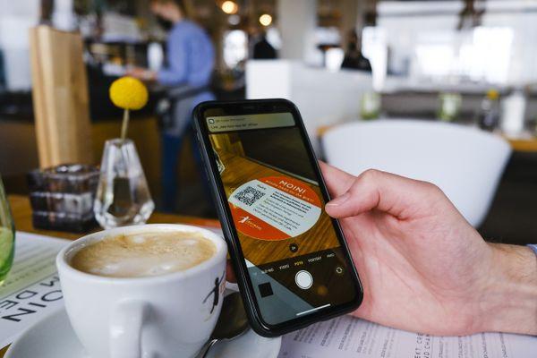 Pour éviter les contacts, les menus via QR code seront privilégiés.