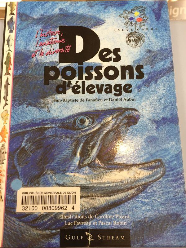 Des poissons d'élevage de Jean-Baptiste de Panafieu et Daniel Au