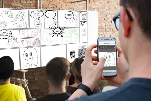 La technologie FingerSnap permet de prendre le contrôle d'un écran depuis votre smartphone. Une méthode révolutionnaire ?