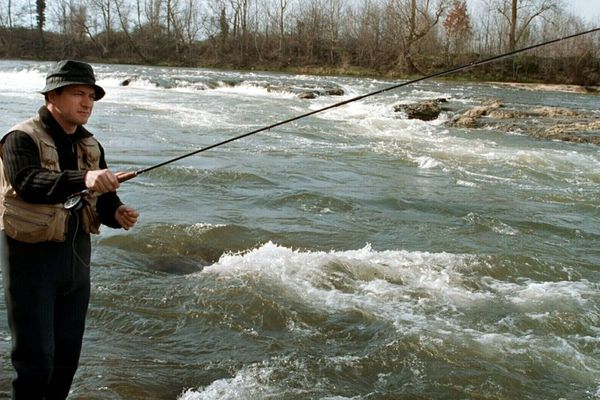 Un parasite tueurs de truites prolifère dans les rivières quand le débit est trop faible ou la température de l'eau au dessus des 15°C.