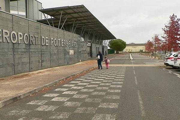 L'aéroport de Poitiers-Biard