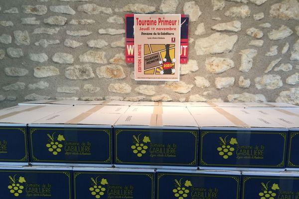 Le lycée viticole d'Amboise produit 8 000 bouteilles de Touraine Primeur