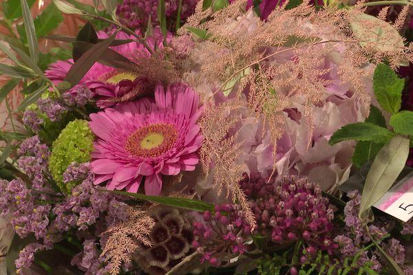 Toute la délicatesse de Fanny dans ce bouquet printanier!
