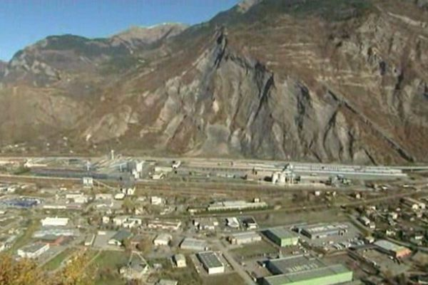 L'usine Rio Tinto de Saint-Jean-de-Maurienne