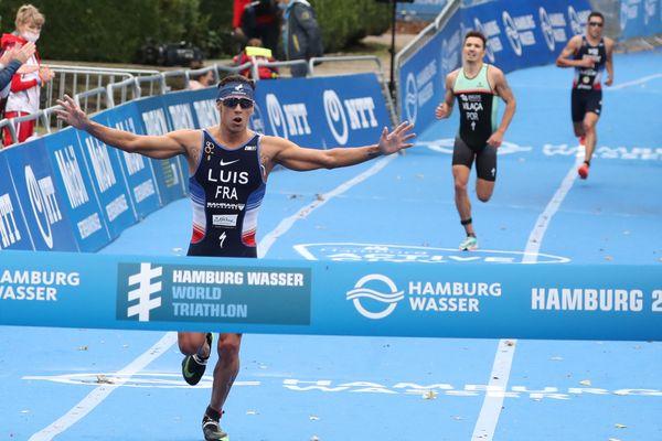 Le triathlète de Haute-Saône est à nouveau sacré champion du monde, après son premier titre mondial en 2019.
