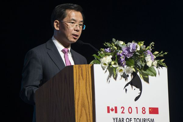 Lu Shaye, nouvel ambassadeur de Chine en France, sera à Montargis ces 26 et 27 août.