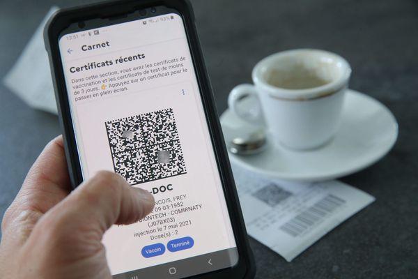 Le pass sanitaire obligatoire à partir du 9 juin pour voyager vers la Corse.
