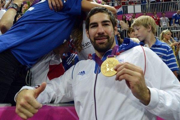 Nicolas Karabatic médaillé à Londres sera interrogé dans le cadre de cette affaire.