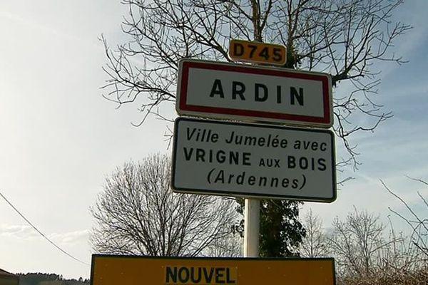 Ardin dans les Deux-Sèvres