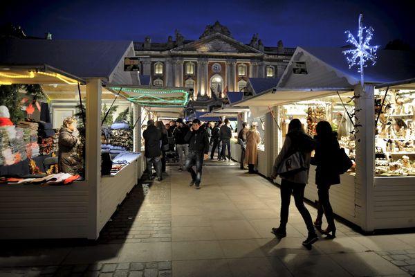 le marché de noël de Toulouse est annulé