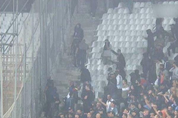 Des incidents ont éclaté lors du match aller le 22 octobre.