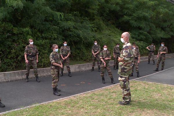 Les stagiaires ayant réussi leur formation rejoindront des brigades dans leur département, en renfort quelques semaines par an