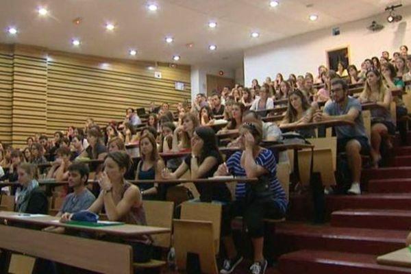 Lundi matin, près de 200 étudiants en première année de master ont fait leur rentrée à l'école des professeurs des écoles à Chamalières.