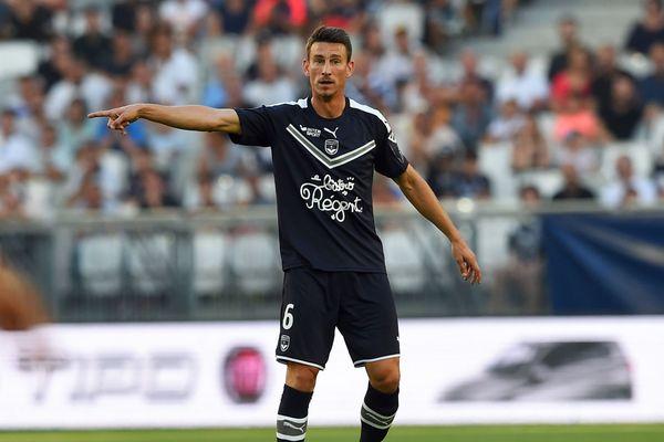 Le nouveau venu Laurent Koscielny a été titularisé d'entrée.