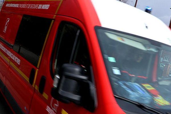 Une femme a également été légèrement blessée (image d'illustration)