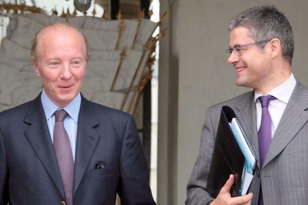Brice Hortefeux, eurodéputé et vice-président de la région Auvergne-Rhône-Alpes, avait annoncé très tôt son soutien à Laurent Wauquiez pour la présidence de LR