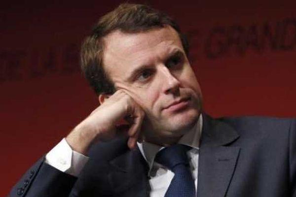 Emmanuel Macron, le 5 décembre 2014 à Paris