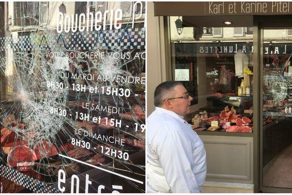 Une boucherie de Jouy-en-Josas ciblée par des militants antispécistes