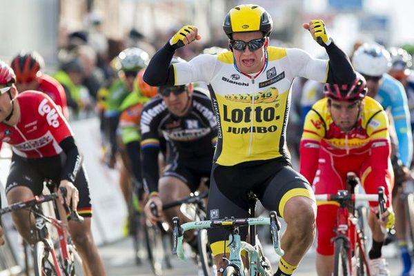 Le Néerlandais Dylan Groenewegen (LottoNL) a remporté la première étape des Trois Jours de Flandre occidentale.
