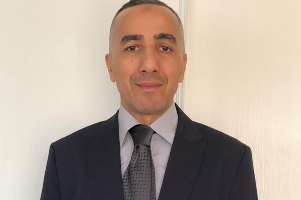 Kamel Elahiar, candidat breton Union des Démocrates Musulmans de France