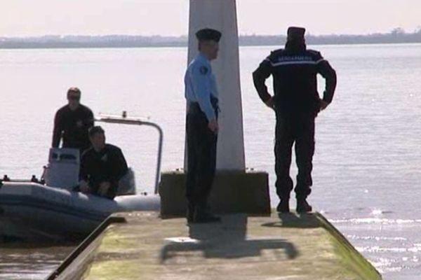 Le port de Vitrezay (17) où le père de la fillette a disparu