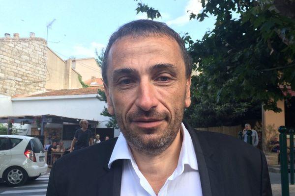 Le nationaliste Paul André Colombani, candidat dans la 2ème circonscription de Corse du Sud