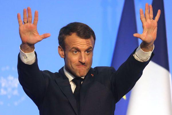 Emmanuel Macron doit s'adresser ce soir aux Français, dans un contexte tendu - Photo d'illustration