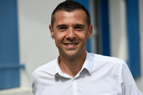 Yohann Nédélec est maire du Relecq-Kerhuon et deuxième vice-président de Brest métropole.
