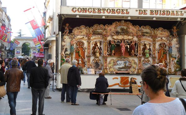 Les rues de Dijon vont vibrer au rythme de la musique mécanique