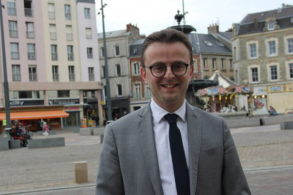Blaise Mistler, investi par En Marche sur Cherbourg, ne fait pas l'unanimité