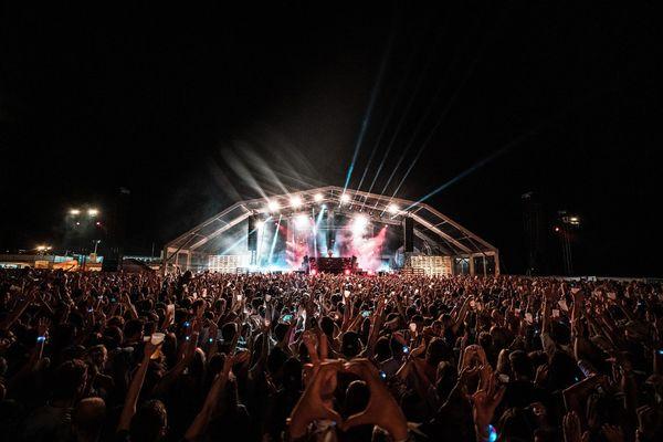 Le Touquet Music Beach Festival en 2019