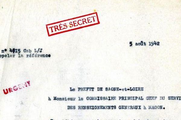 Un arrêté du 24 décembre 2015 permet désormais la libre consultation de l'ensemble des archives relatives à la Seconde Guerre mondiale.