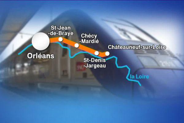 La ligne ferroviaire a reçu de la part du commissaire-enquêteur un avis favorable assorti de deux réserves techniques