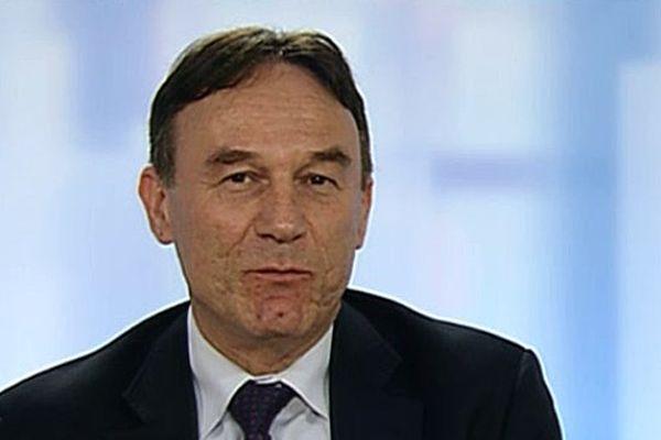 Patrice Joly président du Conseil Général de la Nièvre