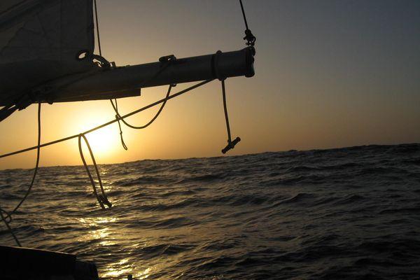 Dans le Golfe de Gascogne
