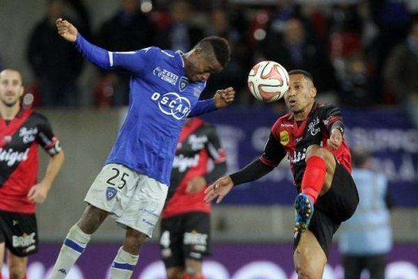 01/11/2014 - Ligue 1 – Bastia s'incline à Guingamp (1-0)