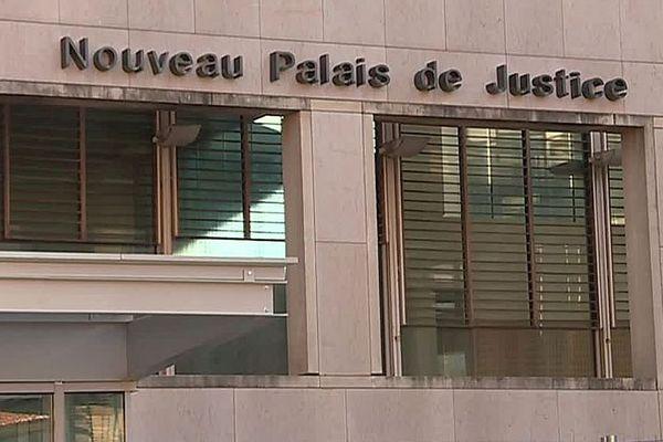 Montpellier - palais de justice - 2019.