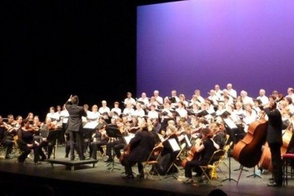 Orléans mai 2009 Concert d'ouverture des Fêtes Johanniques