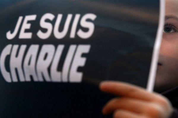 ILLUSTRATION - #JeSuisCharlie